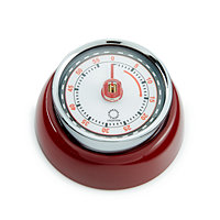 Martha Stewart Collection Retro Timer (Red)