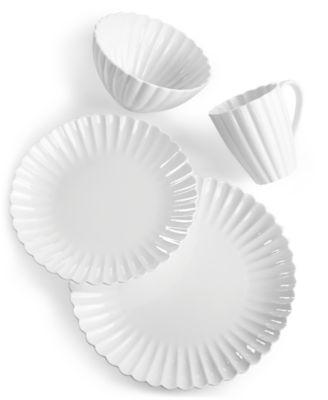 Martha Stewart Collection Fleur Dinnerware Collection  sc 1 st  Macyu0027s & Martha Stewart Collection Fleur Dinnerware Collection - Dinnerware ...