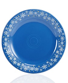 "Snowflake 10.5"" Dinner Plate, Created for Macy's"