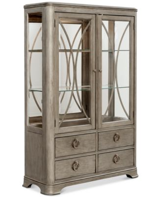 Kelly Ripa Home Hayley China Cabinet - Furniture - Macy's