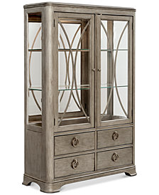 China Cabinets Dining Room Furniture - Macy\'s