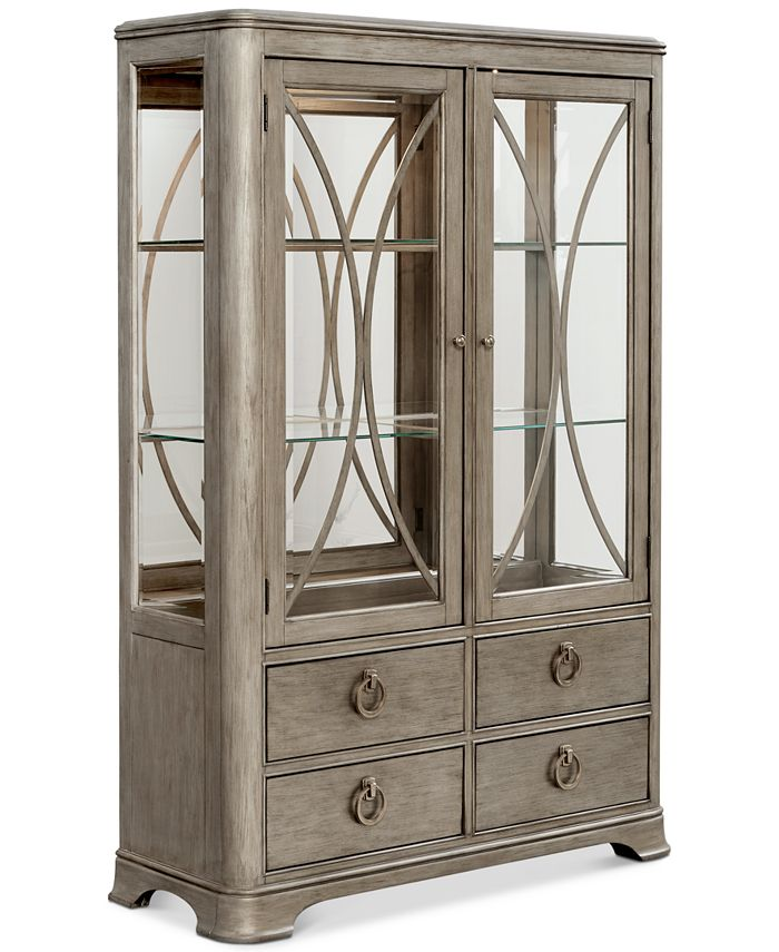 Furniture - Hayley China Cabinet