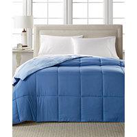 Home Design Down Alternative Color Comforter (Full/Queen)