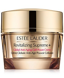 Estée Lauder Revitalizing Supreme Plus Global Anti-Aging Cell Power Creme, 2.5 oz