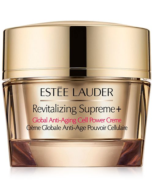 Estee Lauder Revitalizing Supreme Plus Global Anti Aging Cell Power Creme 2 5 Oz