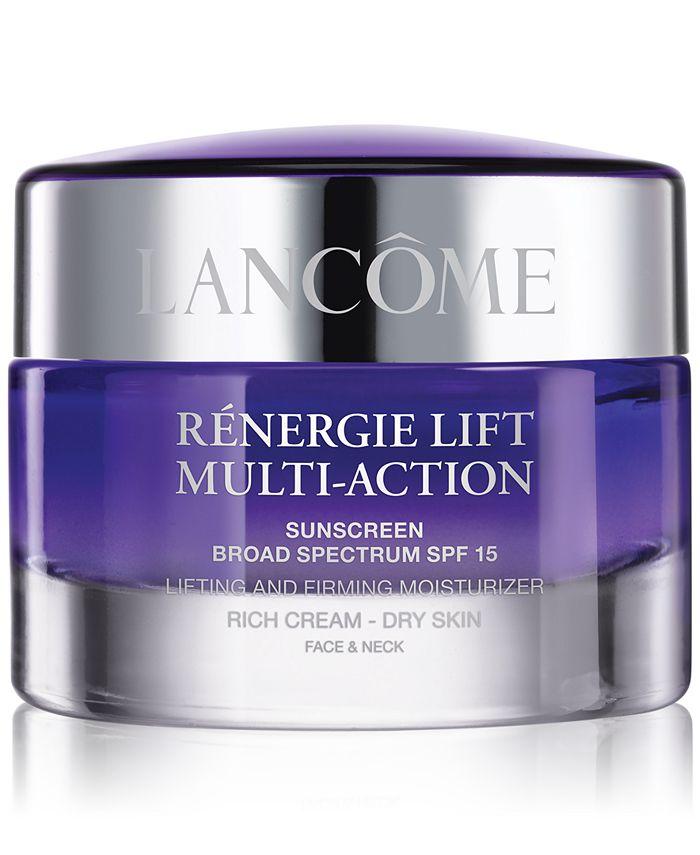 Lancôme - Rénergie Lift Multi-Action Lifting & Firming Cream for Dry Skin- Broad Spectrum SPF 15, 1.7 fl oz