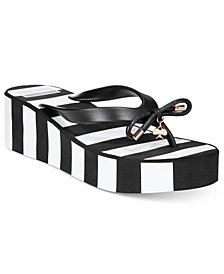 kate spade new york Rhett Wedge Sandals