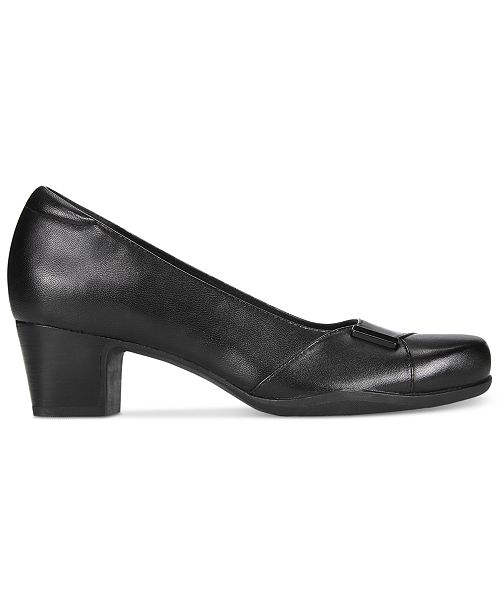 fa7fbc142c5 Clarks Women s Rosalyn Belle Pumps   Reviews - Pumps - Shoes - Macy s