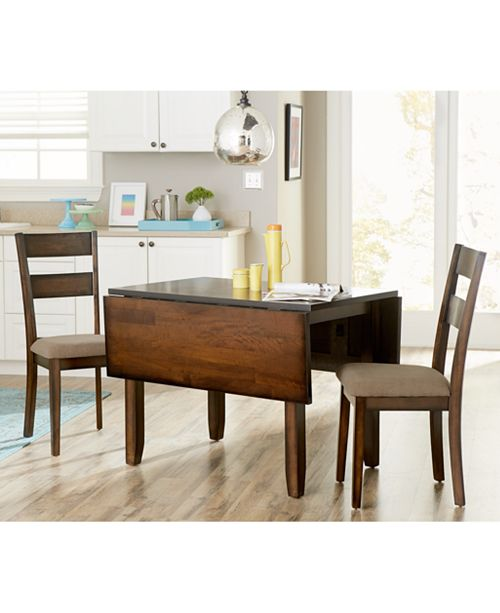 Furniture Branton Drop Leaf Dining Room Collection Created For Macys
