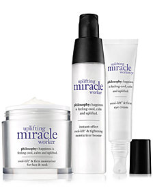 philosophy Uplifting Miracle Worker Collection