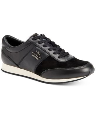 coach outlet near me d0o5  COACH Raylan Lace-Up Sneakers