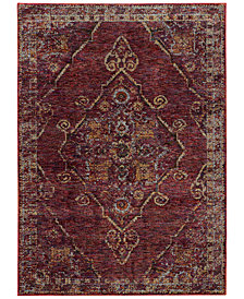 "Macy's Fine Rug Gallery Journey  Charlemagne 1'10"" x 3'2"" Area Rug"