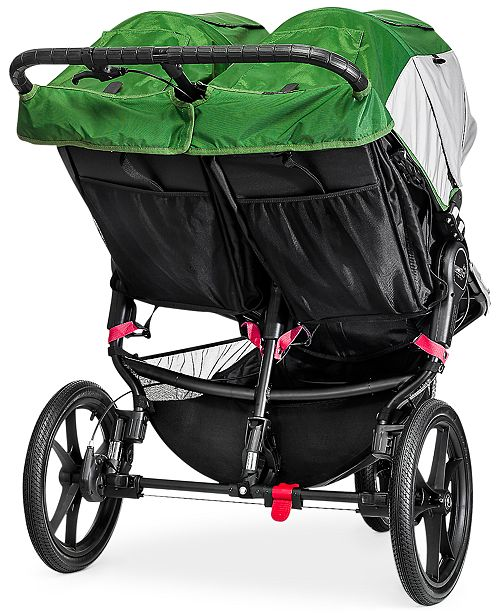 Baby Summit X3 Double Jogging Stroller