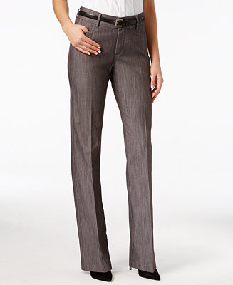 Lee Platinum Madelyn Straight Leg Trousers Pants
