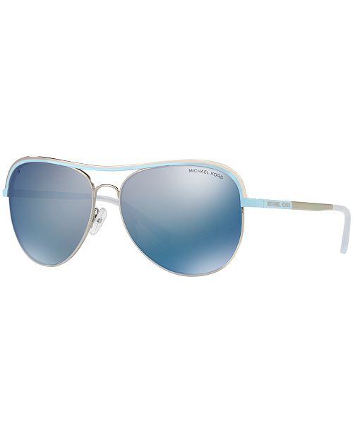 797164907d8 ... Michael Kors Polarized Sunglasses