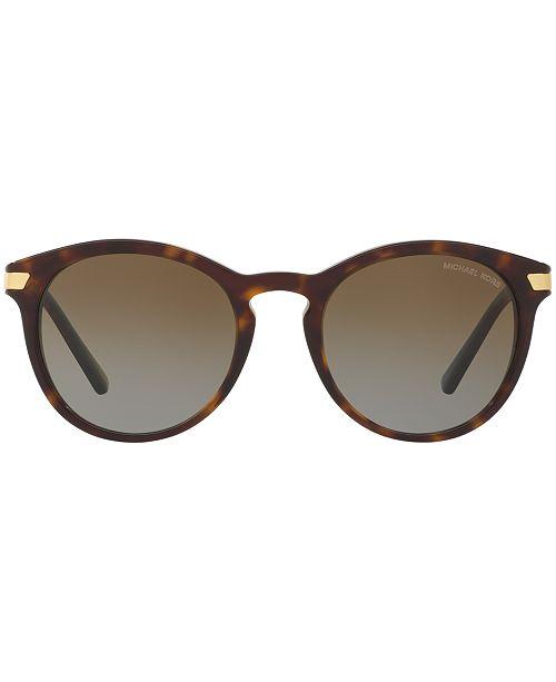 8113e17990ea2 Michael Kors Polarized Sunglasses