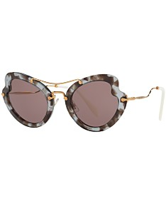 de1a5ca6c1c0 MIU MIU Sunglasses For Women - Macy's