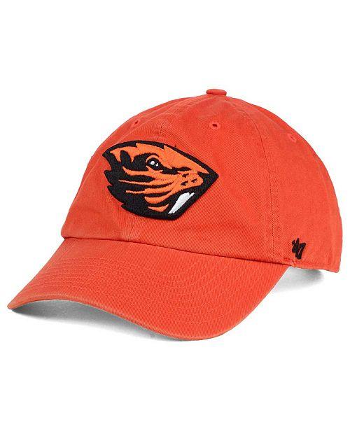 '47 Brand Oregon State Beavers Clean Up Cap