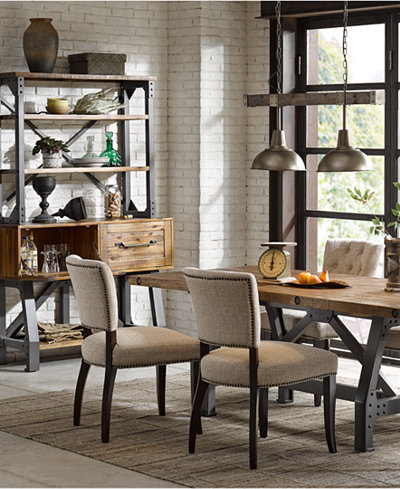 Brooklyn Dining Chair Collection, Direct Ship