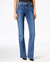 19866048343 NYDJ Barbara Tummy-Control Bootcut Jeans