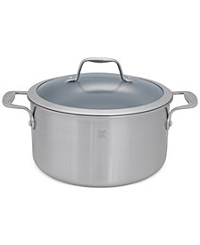 Zwilling J.A. Henckels Spirit Ceramic Nonstick 6-Qt. Dutch Oven