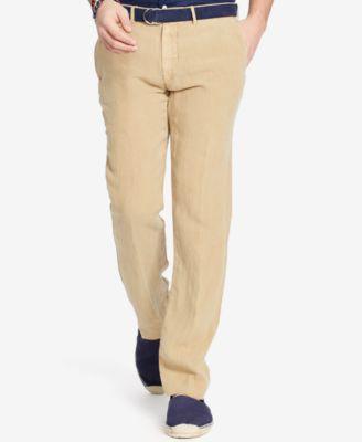 Tall Mens Linen Pants