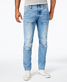 G-Star RAW Men's 5620 3D Super Slim-Fit  Stretch Jeans