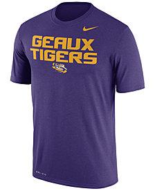 Nike Men's LSU Tigers Legend Authentic Local T-Shirt