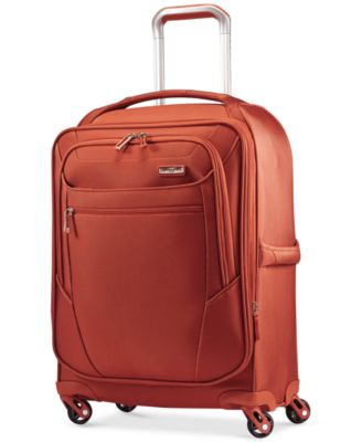 "Image of Samsonite Sphere Lite 2 21"" Carry-On Expandable Spinner Suitcase, Only at Macy's"