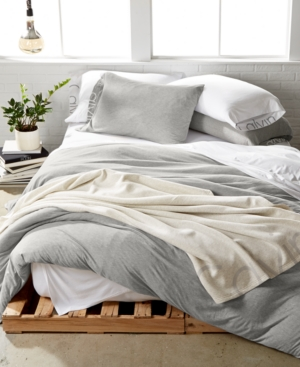 Image of Calvin Klein Modern Cotton Body King Duvet Cover Bedding