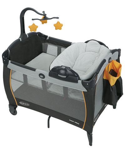 Graco Baby Pack 39 N Play Playard Portable Napper Changer