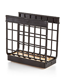 Martha Stewart Collection Wire Napkin Holder, Created for Macy's