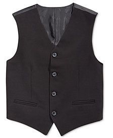Calvin Klein Bi-Stretch Vest, Big Boys