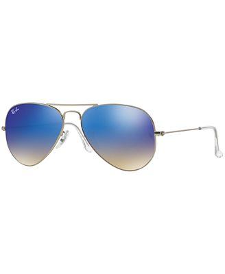 ray ban original aviator  ray ban sunglasses, rb3025 58 original aviator gradient mirrored