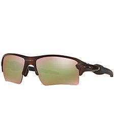 Oakley Polarized Flak 2.0 XL Prizm Shallow Water Sunglasses, OO9188