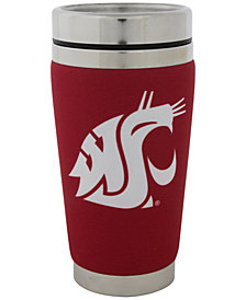Hunter Manufacturing Washington State Cougars 16oz Stainless Steel Travel Tumbler