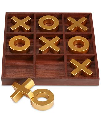 Studio Mercantile 10-Pc. Tic-Tac-Toe Game, Created for Macy's