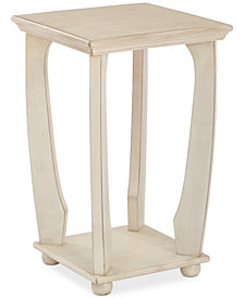 Thorben Square Accent Table, Quick Ship