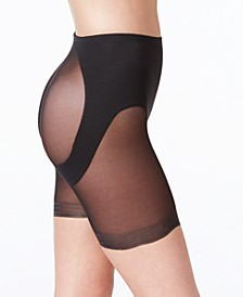 Women's  Shapewear Extra Firm Tummy-Control Rear Lifting Boy Shorts 2776