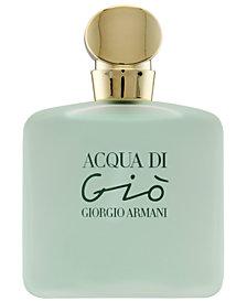 Giorgio Armani Acqua di Gio for Her Eau de Toilette Spray, 1.7 oz.