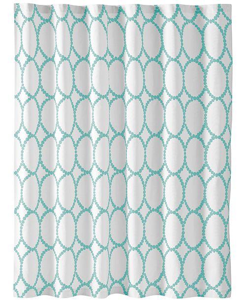 Mirror Shower Curtain Created For Macys