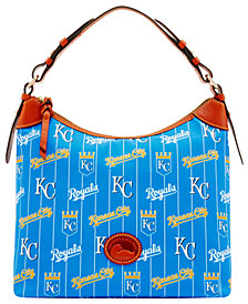 Dooney & Bourke Kansas City Royals Nylon Hobo