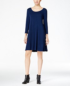 Petite Swing Dress, Created for Macy's