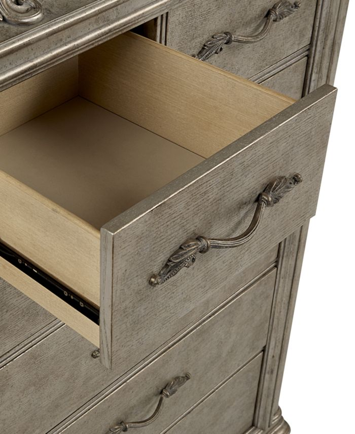 Furniture Zarina 6 Drawer Chest, Created for Macy's & Reviews - Furniture - Macy's
