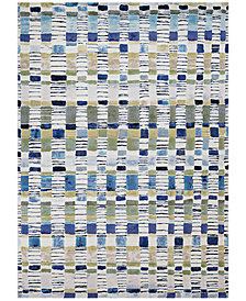 "Couristan Taylor Surrey Bone-Multi 2'7"" x 7'10"" Runner Rug"