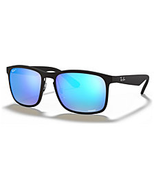 Ray-Ban Polarized Chromance Collection Sunglasses, RB4264 58