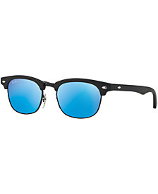 Ray-Ban Junior Sunglasses, RJ9050S CLUBMASTER KIDS
