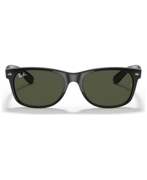 a8e1adc15a8 805289052418 UPC - Ray Ban New Wayfarer Rb 2132 Sunglasses Black ...