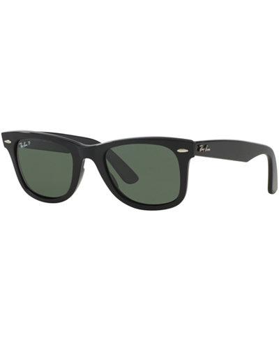 Ray-Ban Sunglasses, RB2140 50 ORIGINAL WAYFARER