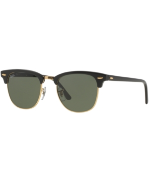 Ray-Ban Sunglasses, RB3016 Clubmaster